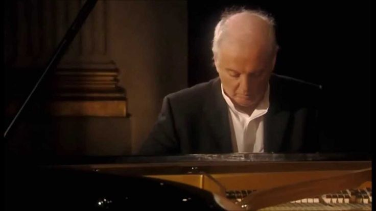 Barenboim on Beethoven - The 32 Piano Sonatas - Concert 1 (HD 1080p)