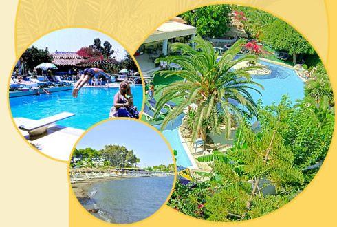 Kos hotel - Palm Beach Hotel kos Town - Family Accommodation in kos island Greece - Palm Beach Kos Hotel