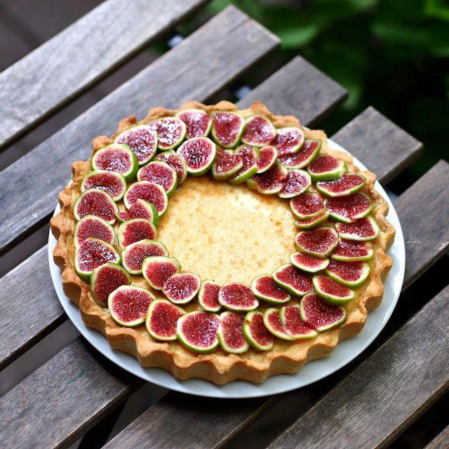 Laskominy od Maryny: Fíkový koláč