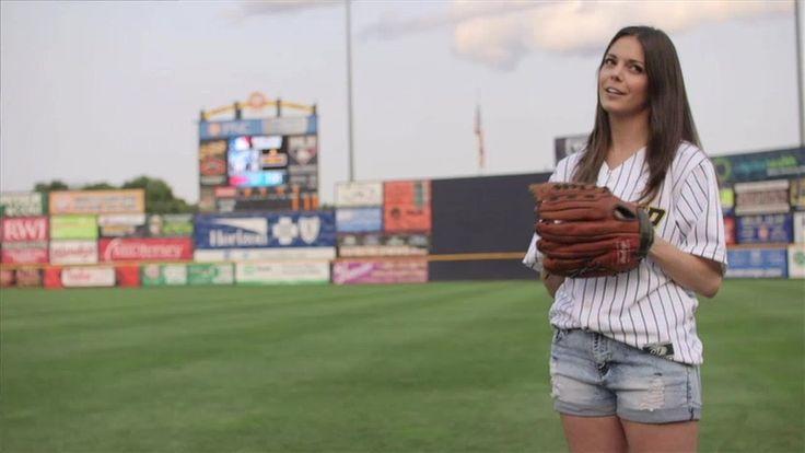 Katie Nolan's First Pitch