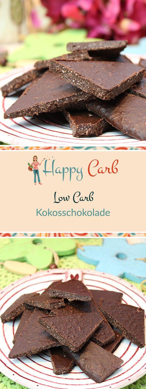 Es gibt da im Supermarkt ein Gegenstück, worauf ich früher total heiß war.  Low Carb Rezepte von Happy Carb. https://happycarb.de/rezepte/knabbereien-und-suesses/kokosschokolade/