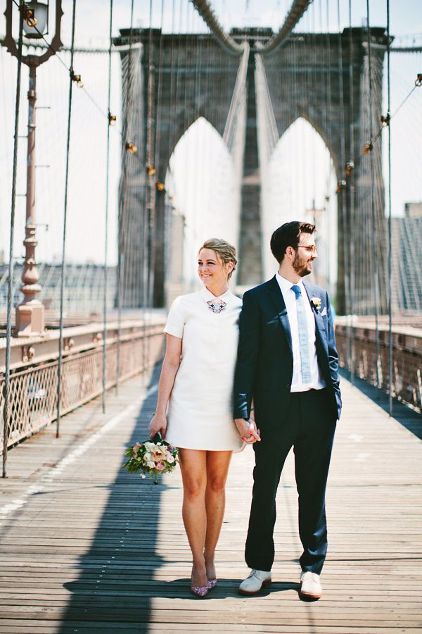 Wedding + New York.. it doesnt get any better!
