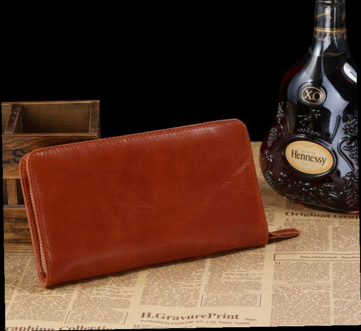 54.30$  Buy here - http://alizut.worldwells.pw/go.php?t=1797385663 - 8022B 2014 New Classic Vintage Genuine Leather Clutch Purses Key Case Unisex Brand Wallet