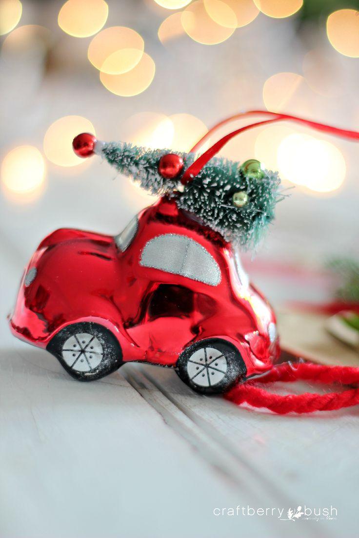 Craftberry Bush | Last minute Christmas gift tags | http://www.craftberrybush.com