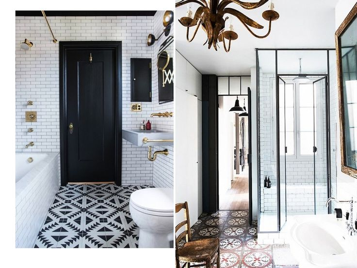 17 best images about for the bathroom on pinterest for Eclectic bathroom ideas