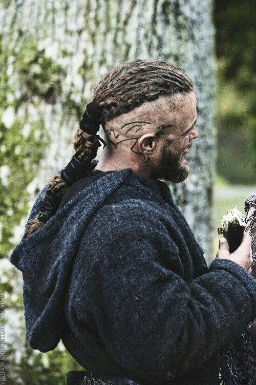 Travis Fimmel #vikings what does that tattoo mean?