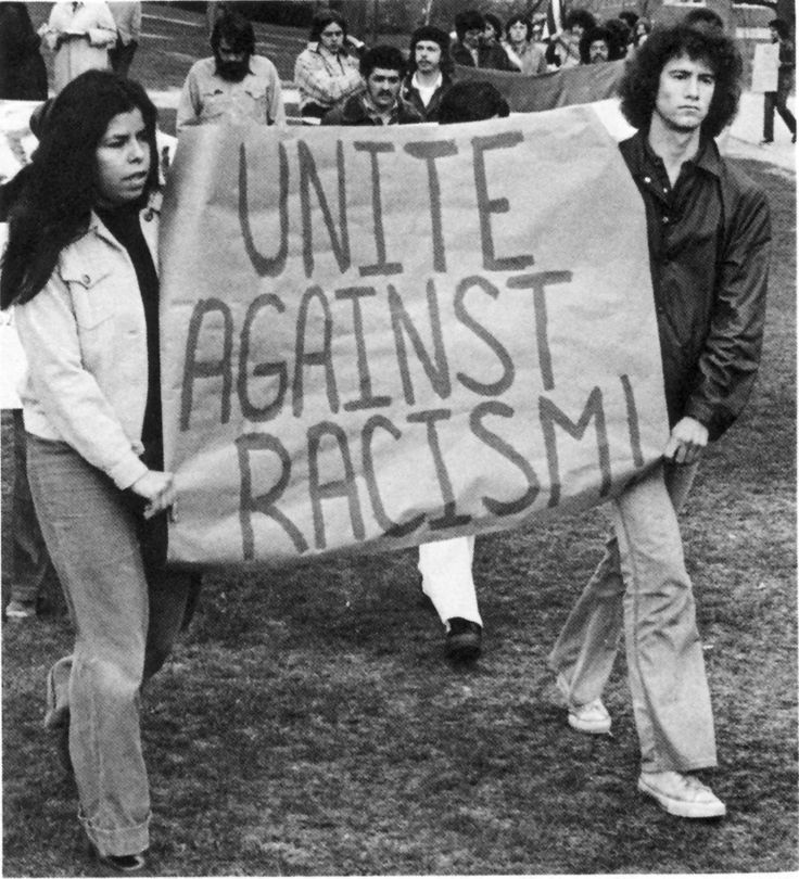 a history of racial prejudice in various cultures Unchallenged, this type of racism doesn't appear to be racist  college record,  114 cultural diversity the makeup of various social structures, belief systems.