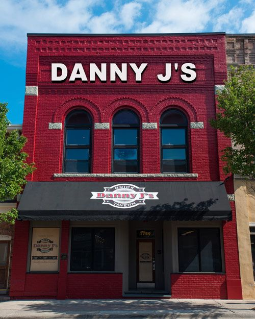 Danny J's Brick Tavern-Utica, Michigan