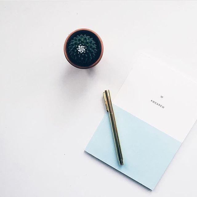 Brainstorm away with one of our simple personalised notebooks. Clear desk = clear mind