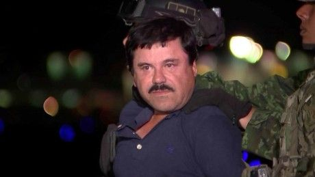 "A son of Mexican drug lord Joaquin ""El Chapo"" Guzman was among those kidnapped from a restaurant in Puerto Vallarta, Mexico, Jalisco Attorney General Eduardo Almaguer said at a news conference Tuesday."