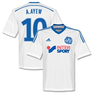 Adidas Olympique Marseille Home Ayew Shirt 2014 2015 Olympique Marseille Home Ayew Shirt 2014 2015 (Fan Style Printing) http://www.comparestoreprices.co.uk/football-shirts/adidas-olympique-marseille-home-ayew-shirt-2014-2015.asp