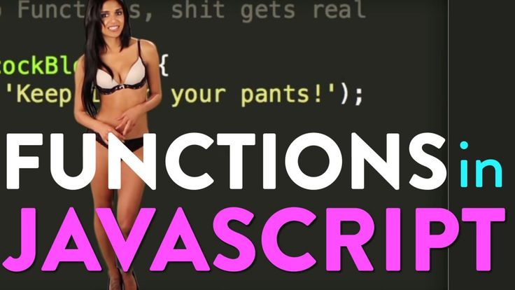 Programming with Functions in JavaScript – Programming Virgin