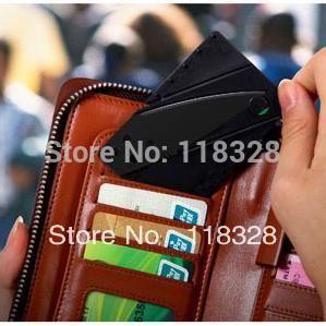 http://s.click.aliexpress.com/e/NZb2zZzR7 TOP HOT Useful Credit Card Sized Folding Pocket wallet Knife Purse Safey Knife