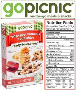 Go Picnic Red Pepper Hummus and Pita Chips - http://gimmiefreebies.com/topic/go-picnic-red-pepper-hummus-and-pita-chips/