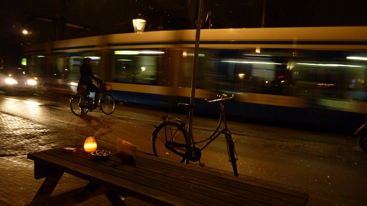 Bicycle's Life in Amsterdam