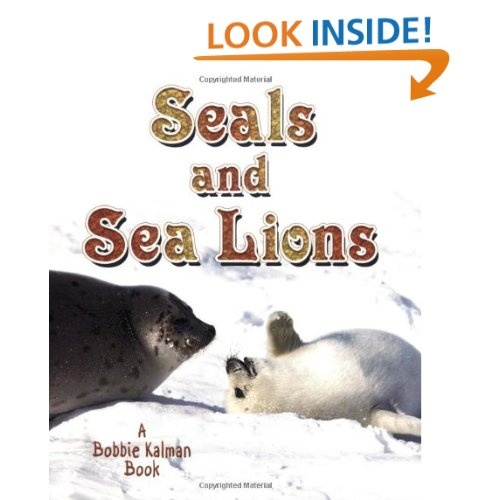 Seals and Sea Lions (The Living Ocean): Bobbie Kalman, John Crossingham: at schools & libraries.  Good section on seal hunting.