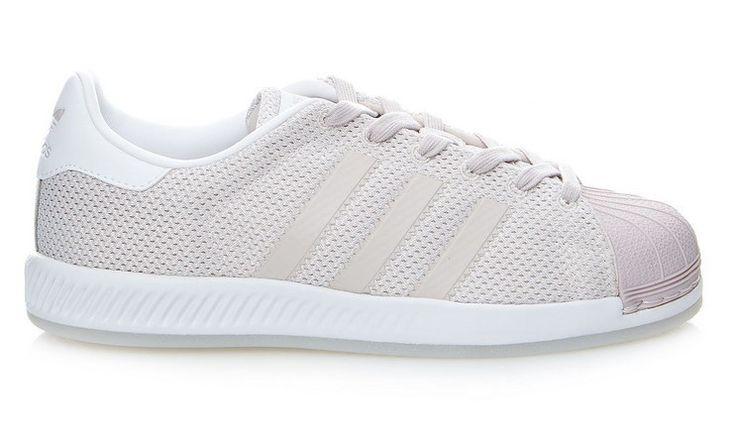Adidas Originals SUPERSTAR BOUNCE Baskets pourpre