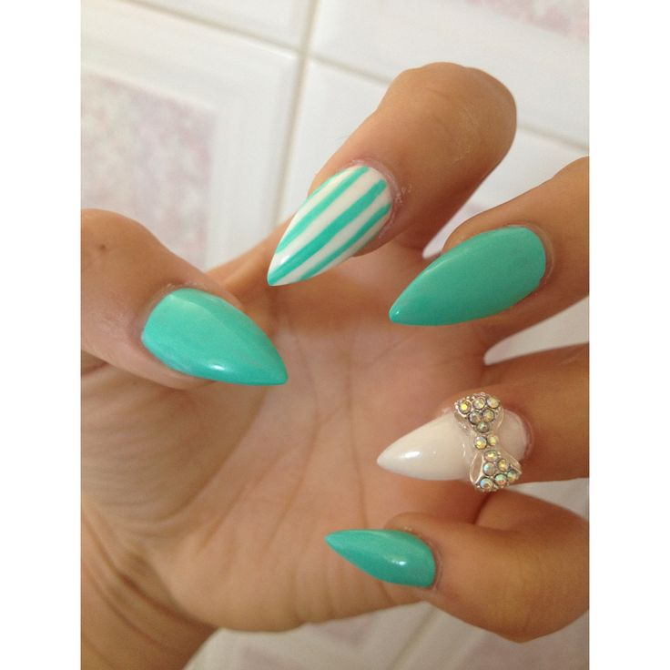 Best 25+ Claw nails ideas on Pinterest | Acrylic nail ...