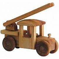 Debresk Wooden Fire Truck