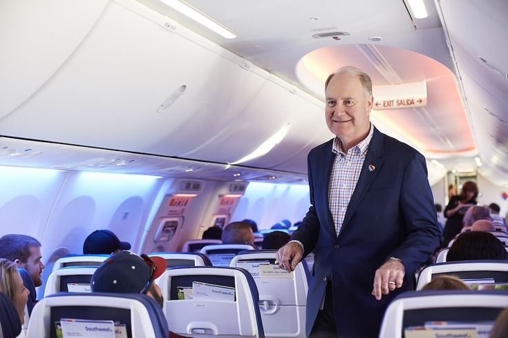 Southwest Has Minor On-Time Performance Issues With New Boeing Aircraft  Southwest Airlines CEO Gary Kelly greeted customers on the carrier's first 737 Max flight in October 2017. Southwest has had some trouble with the aircraft in the first six weeks of operations. Southwest Airlines  Skift Take: New planes often have teething issues. Southwest's problems with the Boeing 737 Max seem minor and the airline should sort them out soon.   Brian Sumers  Southwest Airlines Co.s new 737 Max jets…