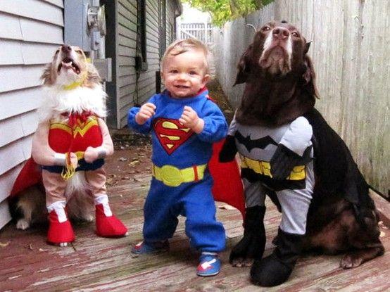 Superman Junior and Friends... So cute