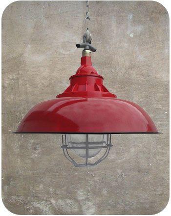 Iconic industrial lights   Commercial lighting   Metal fixtures