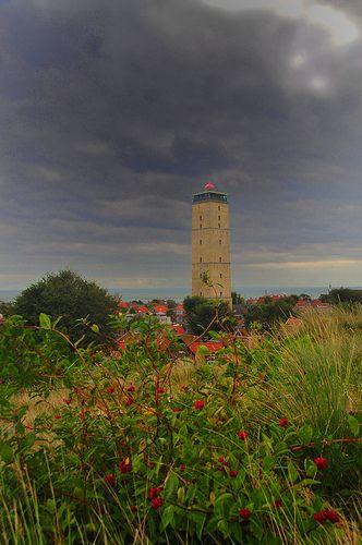 Terschelling West Lighthouse - Friesland, Netherlands