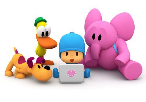Minigames Online Games Pocoyo