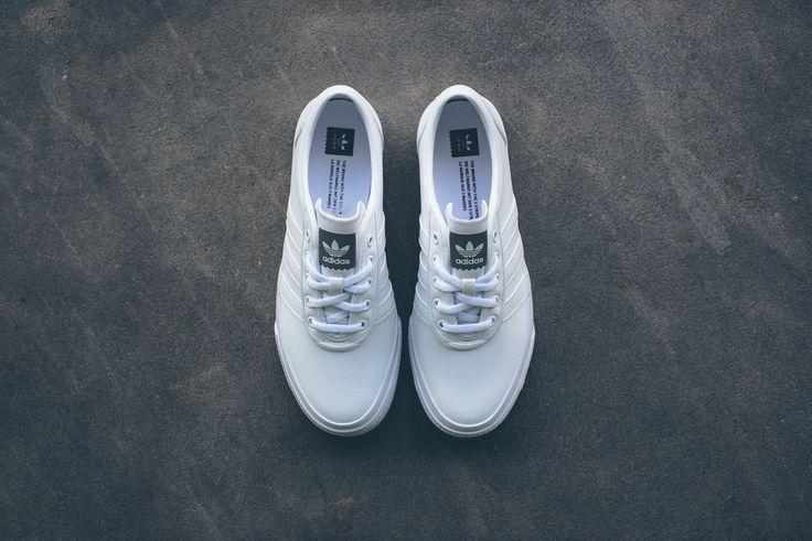 Adidas Adi-Ease Leather - White/White