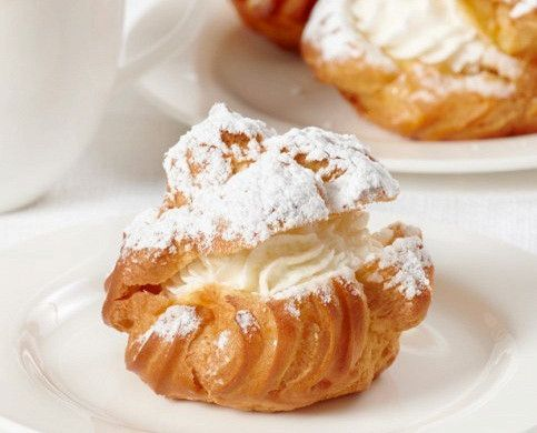Эклеры со сливочно-творожным кремом рецепт – выпечка и десерты. «Афиша-Еда»