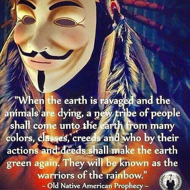 Warriors Of The Rainbow Tribe: 17+ Best Images About Rainbow Warriors On Pinterest