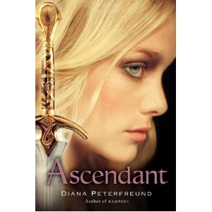 Ascendant sequel to Rampant by Diana Peterfreund.