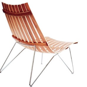 Scandia-chair