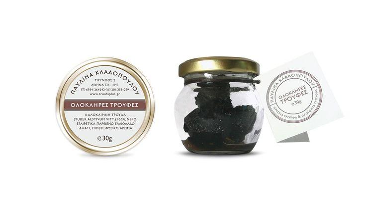 ''PAVLINA KLADOPOULOU'' Whole  Truffle
