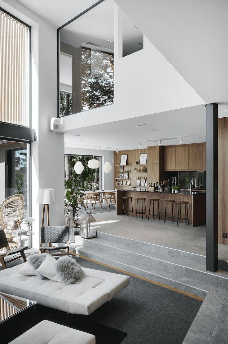 Les plus belles cuisines ouvertes interieur maison - Les plus belles cuisines design ...