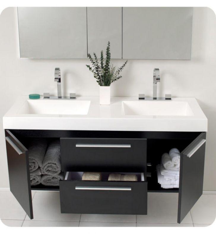 Smallest Double Sink Bathroom Vanity Design Ideas Double Undermount Sink Bathroom Vanity Floating Bathroom Vanities Double Vanity Bathroom Bathroom Sink Decor