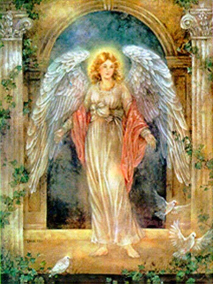 Oraciones para pedir la protección de los ángeles - Ángel de la Paz - Arcángel Metatrón