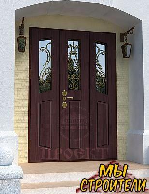 Предлагаем Производство входных металлических дверей на заказ 1