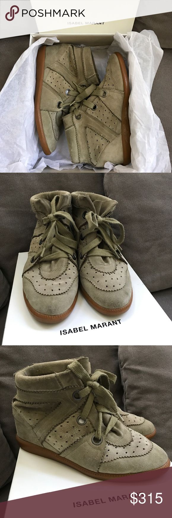 Isabel Marant Bobby Sneakers Stained Velvet Basket Isabel Marant Bobby Sneakers Beige Isabel Marant Shoes Sneakers