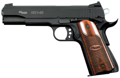 Sig Sauer 1911 .22 LR Find our speedloader now!  http://www.amazon.com/shops/raeind