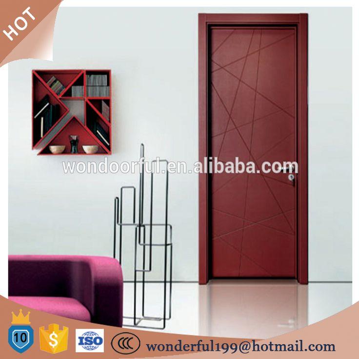 2017 hot new products kerala house main door design for Sunmica door design