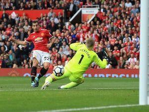 Jose Mourinho denies talk of rift with Henrikh Mkhitaryan