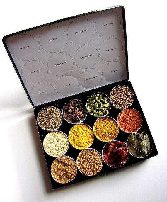 Indian Spice Kit – Perfect for the home cook.