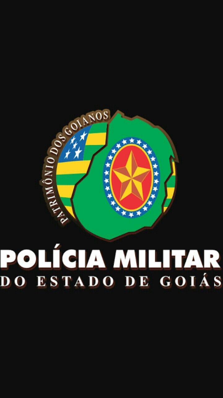 Escudo da Polícia Militar do Estado de Goiás