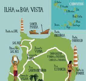 Ilha da Boa Vista - Guia do Viajante