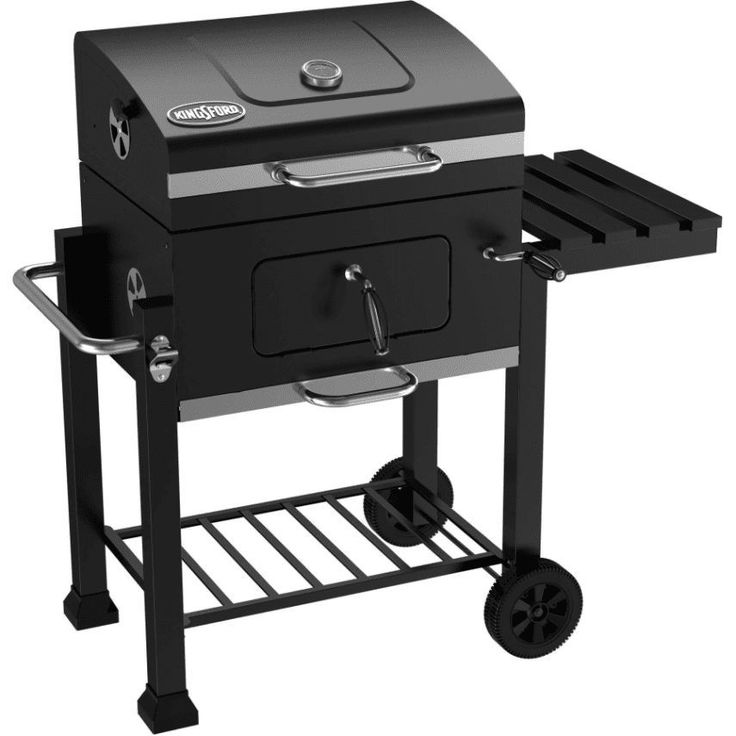 "Bbq Grill Charcoal 24"" Black Outdoor Garden Patio Cooking Party Grilling Smoker #BbqGrillCharcoal"