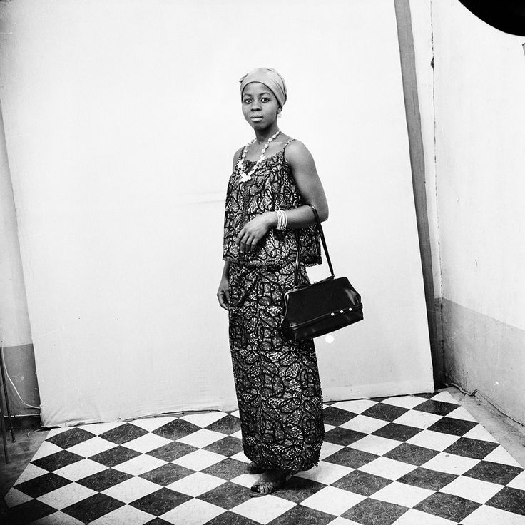 Discover this amazing exhibition - Malick Sidibé - Studio Malick, Bamako