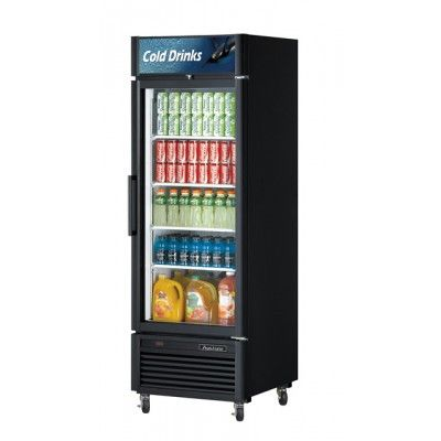 Turbo Air TGM-23SD Super Deluxe Single Door Upright Chiller #TurboAir #Refrigeration