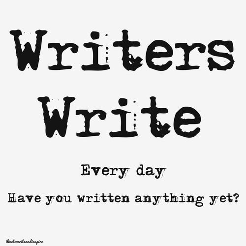 Writers Write Creative Blog | Writing quotes, Writers ...