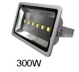 300w floodlight led with white color, ip65 for bridge lighting